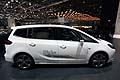 Opel Zafira Tourer with new 1.6 CDTi ECOTEC in Geneva Motor Show 2013