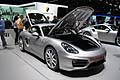 Porsche Cayman at the Geneva Motor Show 2013