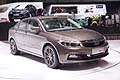 Qoros 3 Sedan world premiere at the Geneva Motor Show 2013