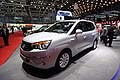 SsangYong New Rodius debut in Geneva Motor Show 2013