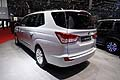 SsangYong New Rodius retrotreno debut at the Geneva Auto Show 2013