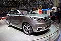 SsangYong SIV 1 world premiere at the Geneva Motor Show 2013