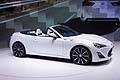 Toyota FT-86 open Concept laterale al Ginevra Motor Show 2013