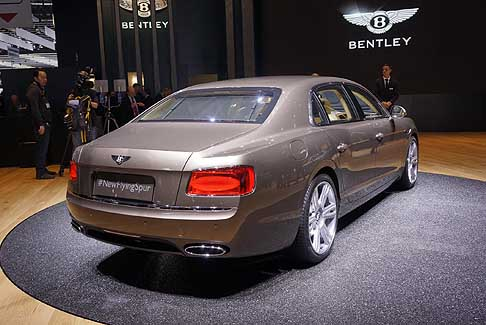 Ginevra-Motorshow Bentley
