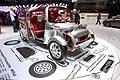 Toyota Kikai concept car at the Geneva Motor Show 2016