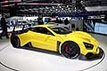 Zenvo ST1 world premiere at the Geneva Motor Show 2016