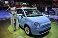 Fiat 500 color therapy al salone di Ginevra 2012