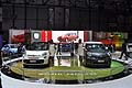 Fiat 500L world premiere al Salone dell´automobile di Ginevra 2012