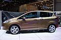 Ford B MAX laterale al Ginevra Motor Show 2012
