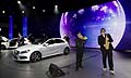 On the eve of the Geneva Motor Show Mercedes-Benz A-Class