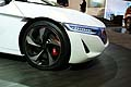 Honda EV Concept world premiere at the Geneva Motor Show 2012