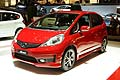City car Honda Jazz al Genevra Motor Show 2012