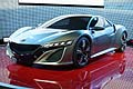 Honda NSX Concept at the Geneva Motor Show 2012