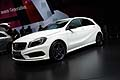 Anteprima mondiale della nuova Mercedes-Benz A-Class new generation at the Geneva Motor Show 2012