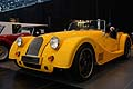Morgan Plus Eight anteriore vettura al Ginevra Motor Show 2012