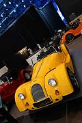 Morgan Plus-Eight al Ginevra Motor Show
