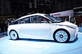 Toyota FT-Bh Concept all´82^ salone di Ginevra
