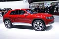 Volkswagen Cross Coup� plug-in hybrid laterale vettura al Ginevra Motor Show 2012