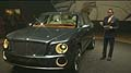 Bentley Luxury performance Suv concept al Ginevra Motor Show 2012