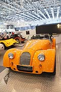 New car Morgan Plus-Eight al Geneva Motor Show 2012
