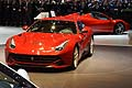 Ferrari F12 berlinetta World Premiere at the Geneva Motor Show 2012