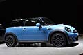 Mini Cooper S laterale vettura al Salone dell´automobile di Ginevra 2012