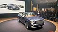 New Bentley EXP 9 F Luxury performance Suv concept al salone di Ginevra 2012