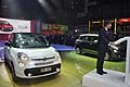 Press conference Fiat 500l al Salone dell´auto di Ginevra 2012