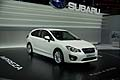 Subaru Impreza proud of boxer at the Geneva Motor Show 2012