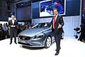 Nuova Volvo V40 Geneva 2012 press conference