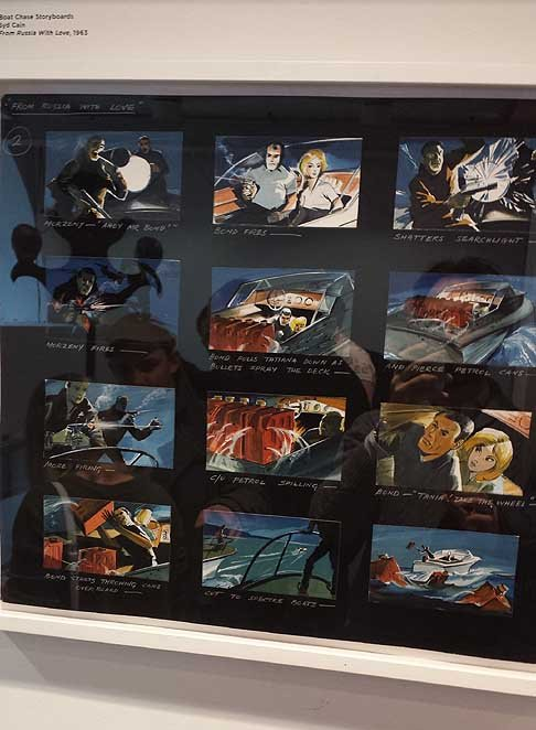 James-Bond Storyboard