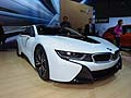 BMW i8 edrive supercar elettrica al Los Angeles Auto Show 2013