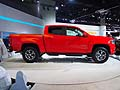 Chevrolet Colorado vista laterale al LA Auto Show 2013