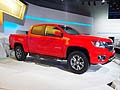 Chevrolet Colorado pick-up al LA Auto Show 2013