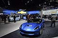 Chevrolet Corvette Stingray al Salone di Los Angelos 2013
