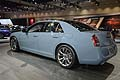 Chrysler 300S luxury cars at the Los Angelos Auto Show 2013