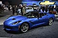 Corvette Stingray Supercar al Los Angelos Auto Show 2013