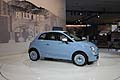 Fiat 500 1957 Edition wolrd premiere at the Los Angeles Auto Show 2013
