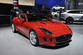 Jaguar F-Type Coupe super sportiva al Salone di Los Angeles 2013
