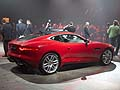 Jaguar F-Type Coupe world debut LA Auto Show 2013