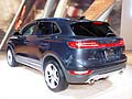 Car Lincoln MKC at the LA Auto Show 2013