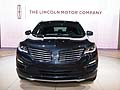 Lincoln MKC calandra al Salone di Los Angeles 2013