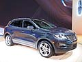 Lincoln MKC al Salone Internazionale di Los Angeles 2013