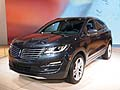 Vettura Lincoln MKC al Los Angeles Autoshow 2013