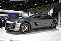 Mercedes-Benz SLS AMG GT Final Edition vista laterale al Los Angeles Auto Show 2013