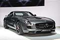 Mercedes SLS AMG GT Final Edition presentato al Salone di Los Angeles 2013