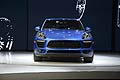 Porsche Macan calandra all´Auto Show di Los Angeles 2013