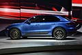 Porsche Macan fiancata all´Auto Show di Los Angeles 2013