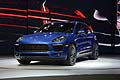 Porsche Macan suv premium at the LA Auto Show 2013