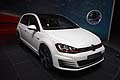Volkswagen Golf GTI at the LA Auto Show 2013
